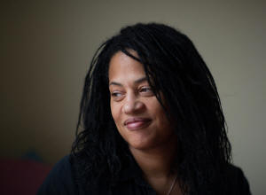 Jenner Barrington-Ward (shown) says that she has been told, �point-blank to my face, �We don�t hire the unemployed.� � Photo: Gretchen Ertl/New York Times