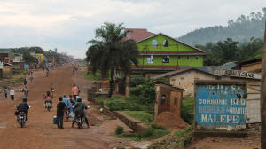 Picture of  Congo rural town. Photo: Agence France-Presse/Getty Images