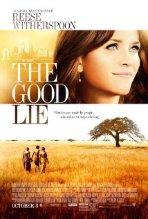 Movie poster for The Good Lie