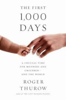 Book cover for The First 1000 Days