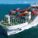 Ship bringing agricultural products. Photo: FAO