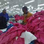 Tanzania garment factory (March 6, 2009). Photo: BBC World Service