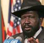 Salva Kiir Mayardit, President of the Government of Southern Sudan. Photo: UN/Jenny Rockett