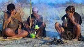 San Bushwomen. Photo: Mario Micklisch