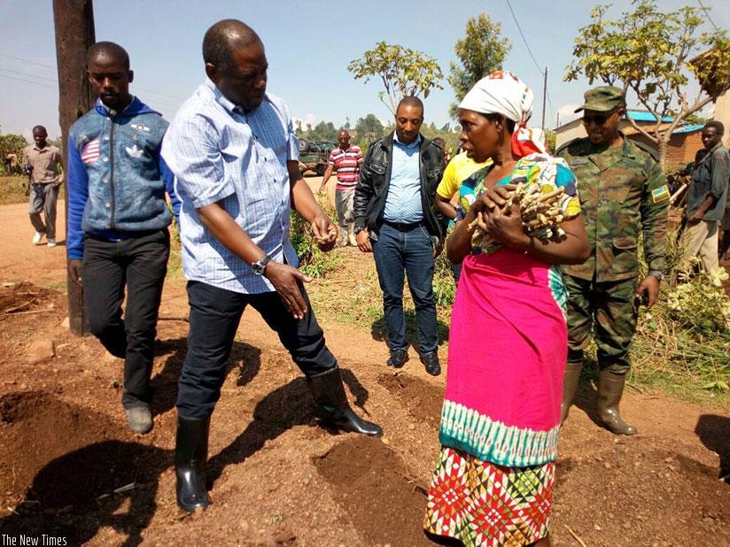 Rwandan university graduates drive agricultural modernization and food security efforts