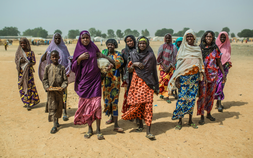 Five women on the front lines of the fight against hunger