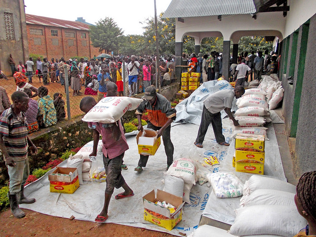 Responding to East Africa's food security crisis in 2017, preparing for next year