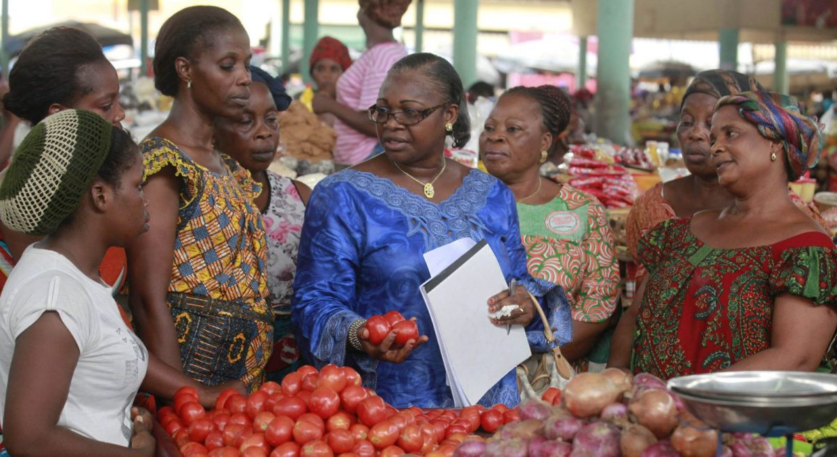 African women are starting to take a lead in agricultural research