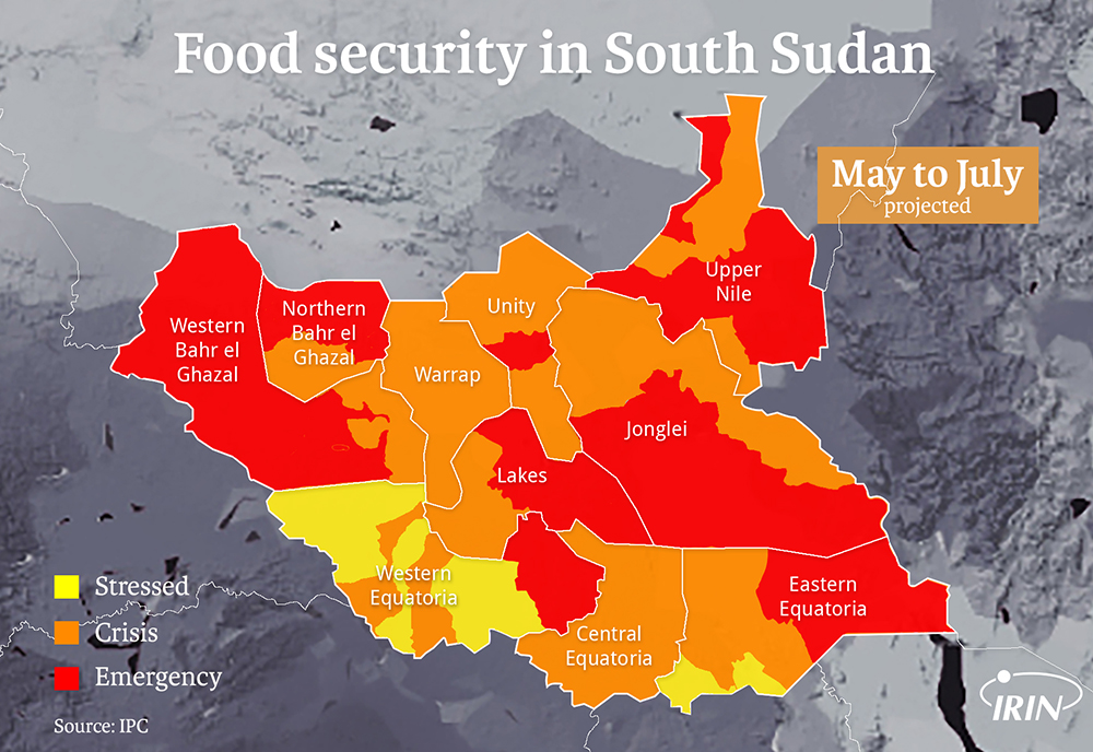 How To Declare A Famine A Primer From South Sudan World Hunger News