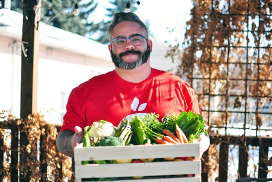 Edmonton chef cooking up a plan to boost food security
