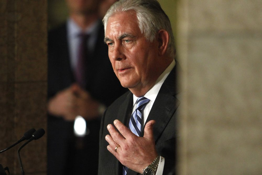 Tillerson Offers $533 Million in Food Aid for African Famine