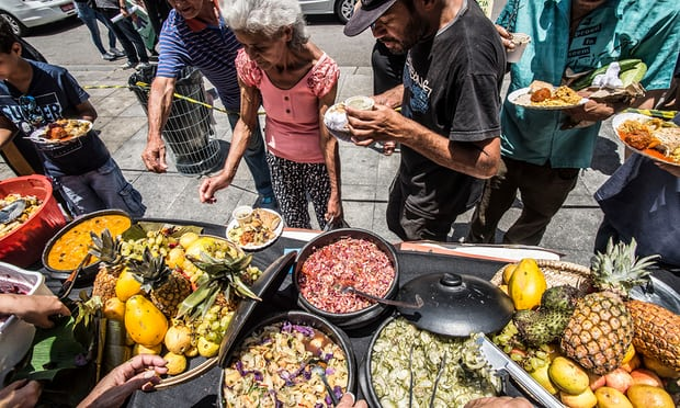 Want to save the world from hunger? Start by not wasting food, shoppers told