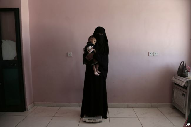 United Nations Warns 400,000 Yemeni Children at Risk of Starvation
