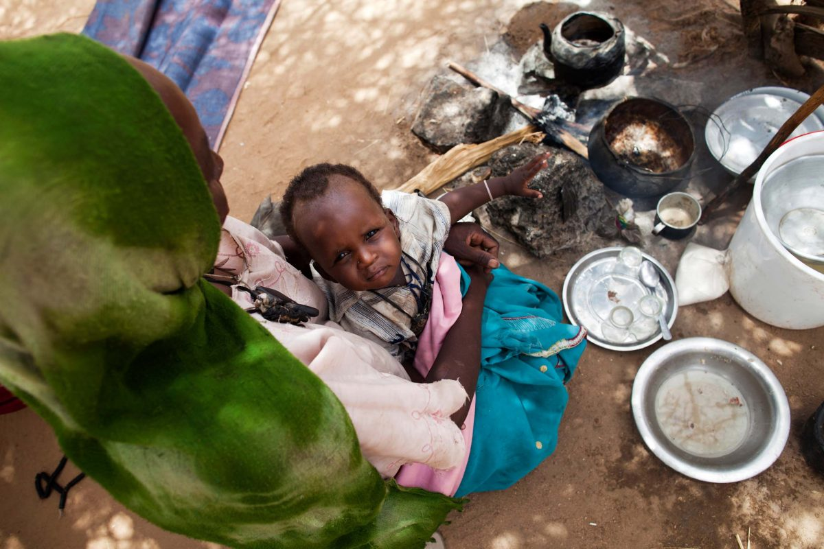 Central African Republic Facing Acute Food Shortages