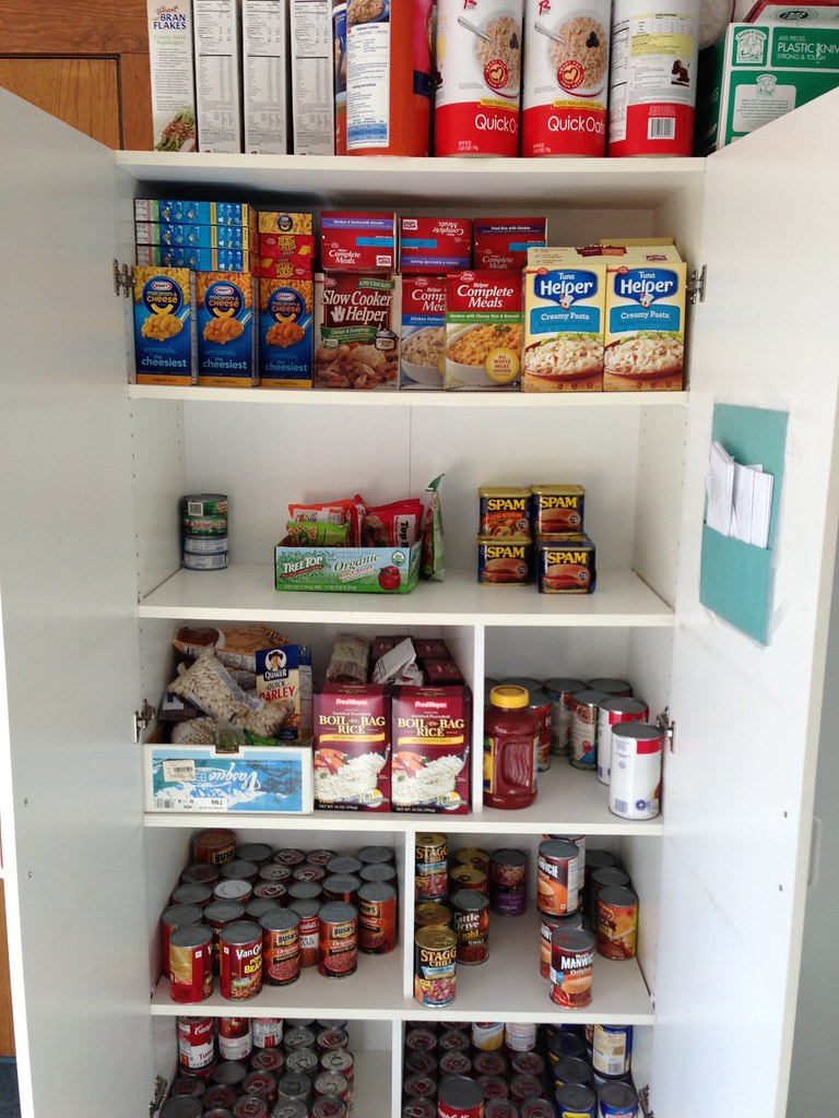 Little Free Pantries are like Little Free Libraries — but with food